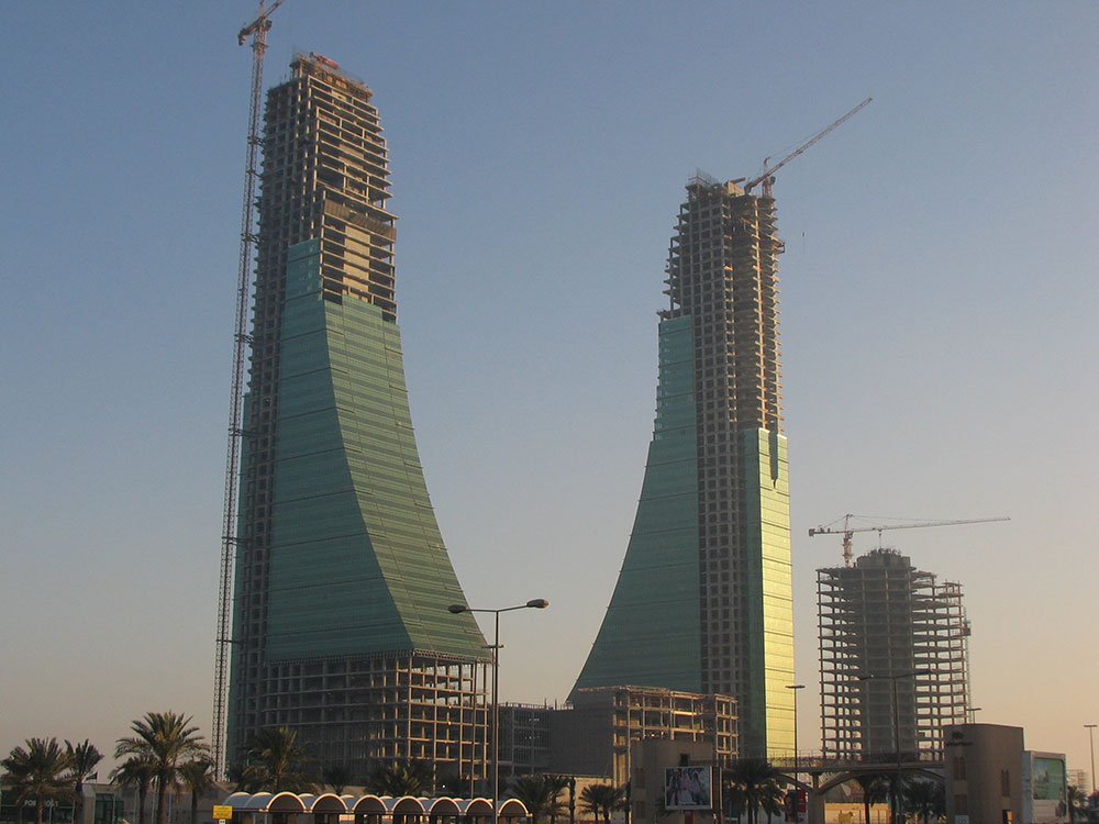 BAHRAIN PROJECTS